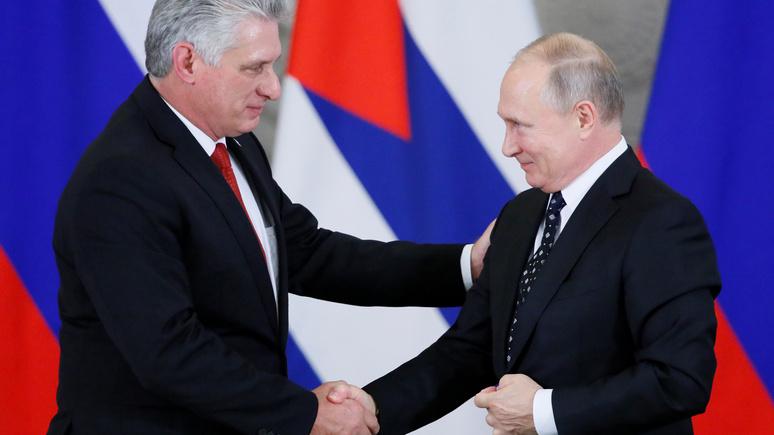 Epoch Times: новая дружба Кубы с Россией и коммунистической Азией — тревожный сигнал для американцев