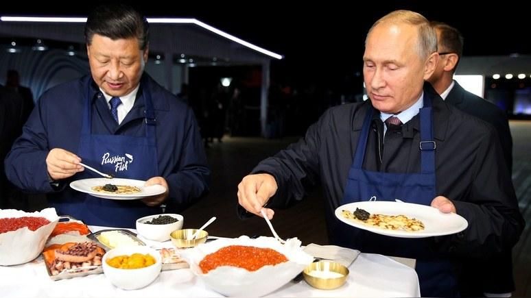Hill: Россия и Китай уже могут противопоставить Западу «восточную антанту»