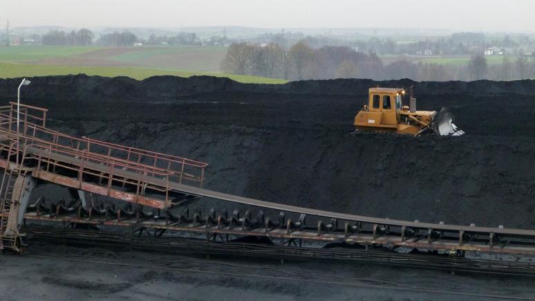РФ стала главным поставщиком угля вгосударство Украину в 2018г