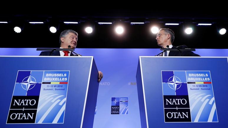 """WT: em resposta à """"agressão"""" da Rússia, a OTAN dará à Ucrânia meios modernos de comunicação"""