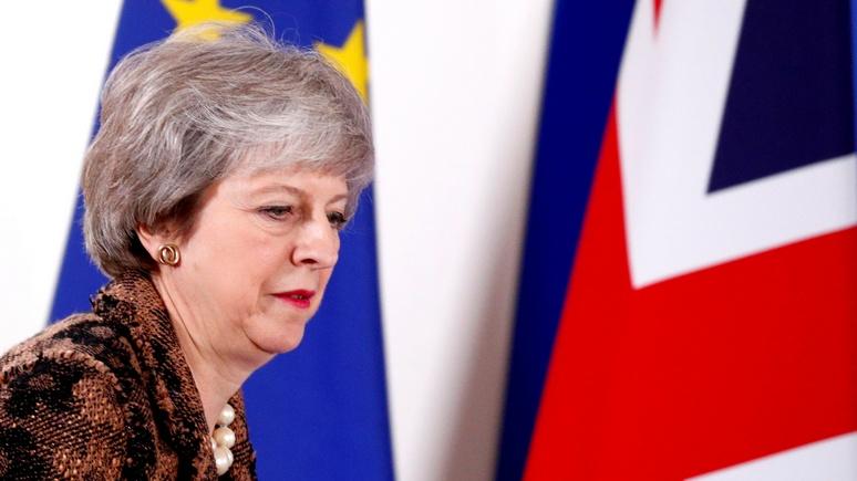 Times Евросоюз унизил Мэй отказавшись идти нальные уступки