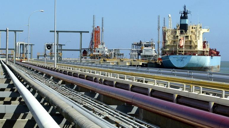 Россия увеличила поставки нефти в США благодаря санкциям против Венесуэлы