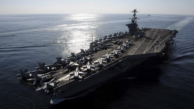 Newsweek: иранский контр-адмирал заявил, что Америке не хватит смелости напасть на Иран