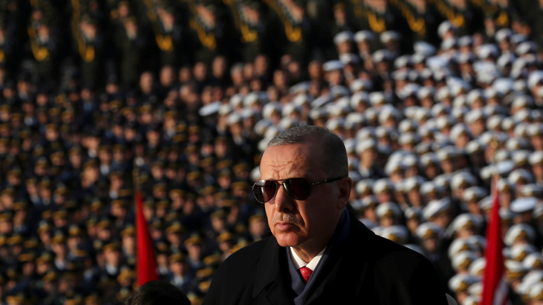 Die Zeit: в этот раз Эрдоган может не справиться с ролью «победоносного военачальника»
