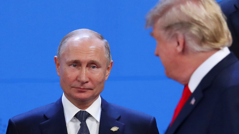 El País: Крым, Трамп и Сирия — Путин отыгрался за холодную войну