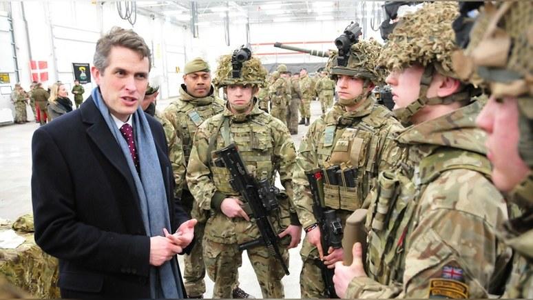 Уильямсон: после брексита Лондон вернёт себе роль глобального военного лидера