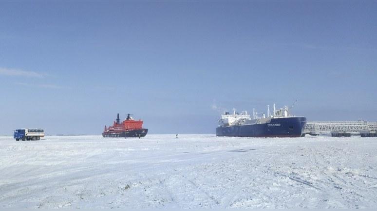 Independent: глобальное потепление грозит борьбой за раздел арктического пирога