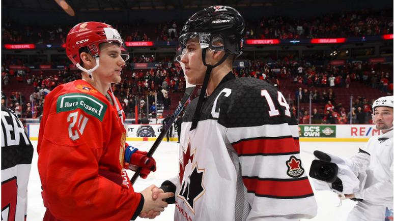 TSN: российские хоккеисты ошеломили канадцев на их же льду