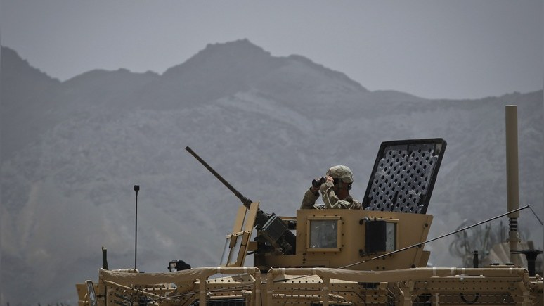 NYT: операция в Афганистане стала символом упадка американской империи