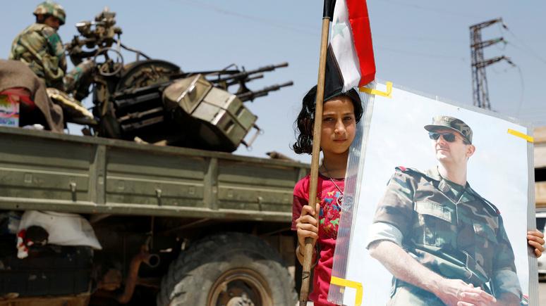 WP: Асад уже не «изгой», но до примирения с Западом ещё далеко