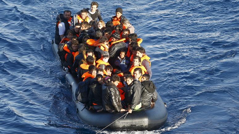 Welt: отсутствие единой миграционной политики аукнется ЕС на выборах в Европарламент