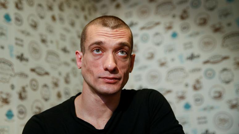 Суд Парижа приговорил Петра Павленского ктрем годам тюрьмы