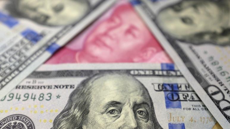 Die Welt: Россия и весь мир избавляются от диктата доллара