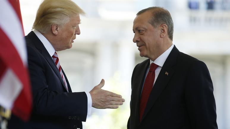 CM: на просьбу США отказаться от С-400 Турция ответила «средним пальцем»