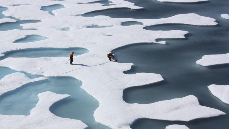 BarentsObserver: в России создадут подлодку-ледокол