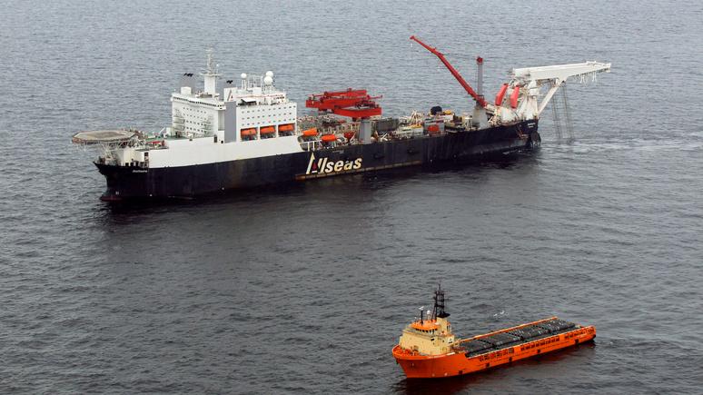 «Газпром» в нынешнем году направит на«Северный поток-2» 53 млрд руб.