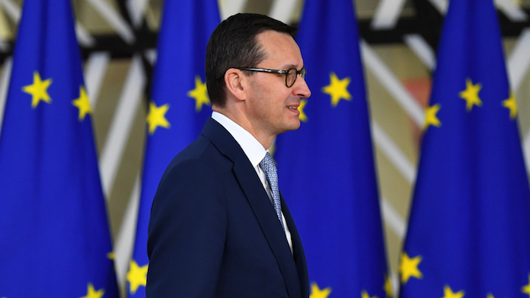 Премьер Польши признал невозможность остановить «Северный поток— 2»