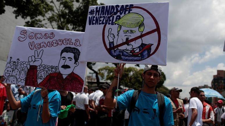 Spiegel: Трамп «вступился за демократию» в Венесуэле ради нефти, Флориды и отвлечения внимания