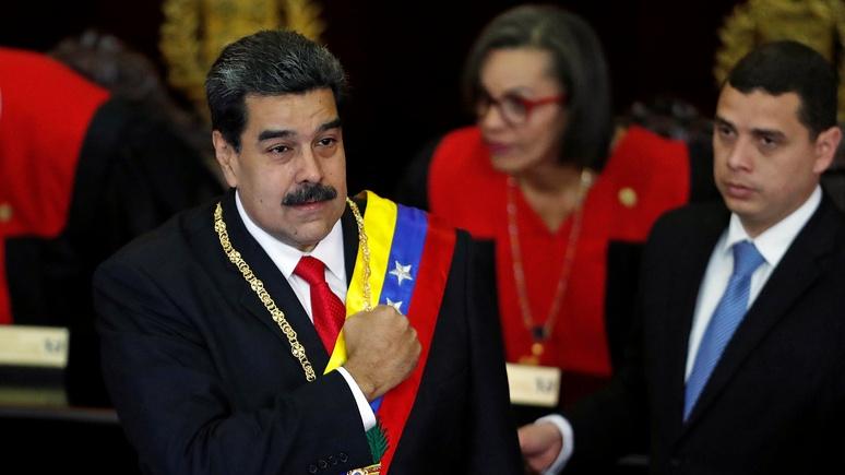 El Periódico: Испания, Франция и Германия дали Мадуро восемь дней на то, чтобы объявить о новых выборах