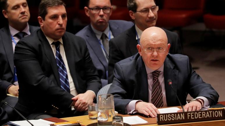 Washington Post: Россия и США повздорили в Совбезе ООН из-за Венесуэлы