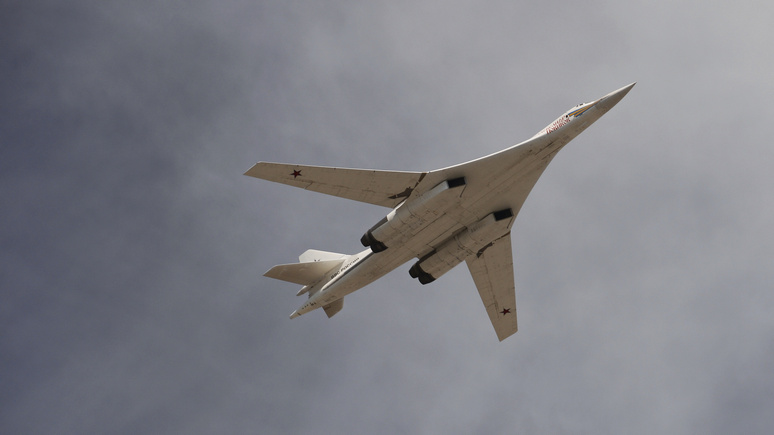 Fox: американские и канадские ВВС поднялись по тревоге из-за российских Ту-160 у берегов Америки
