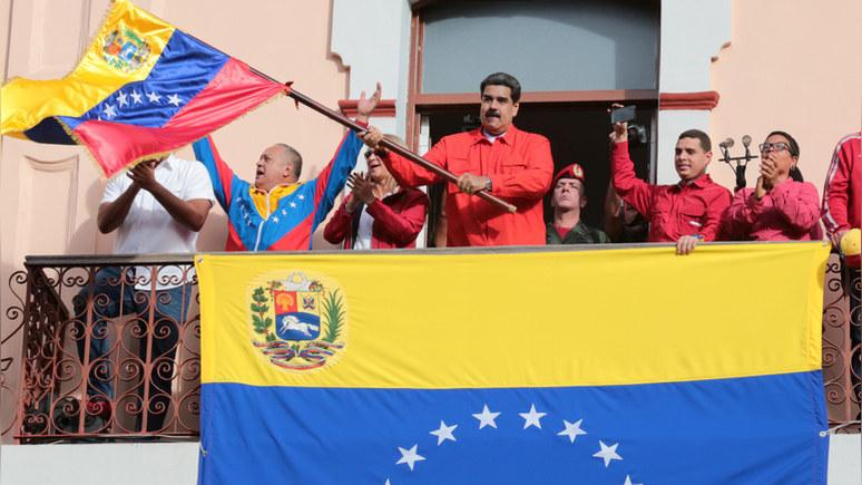 Эксперт CNBC: кризис в Венесуэле грозит США новой холодной войной