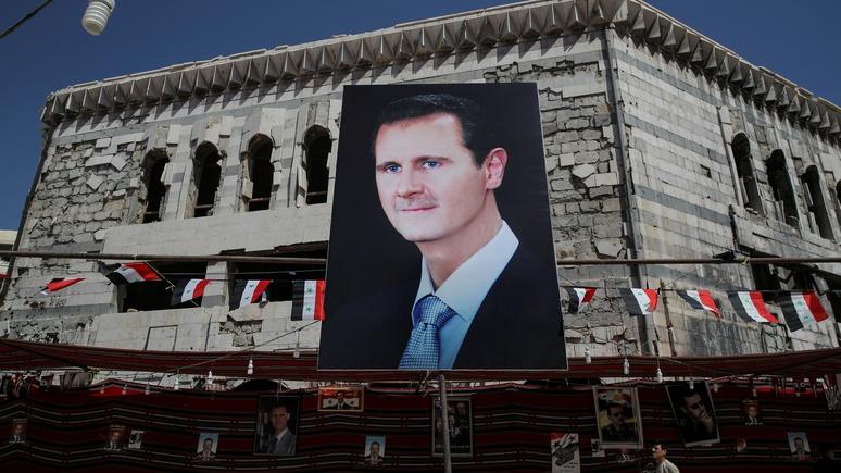 Бывший генсек НАТО: «Асад всё ещё здесь» — Западу пора отказаться от смены власти в Сирии