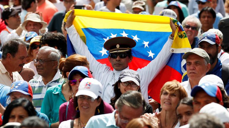 Asia Times: Венесуэла стала новой ареной противостояния великих держав