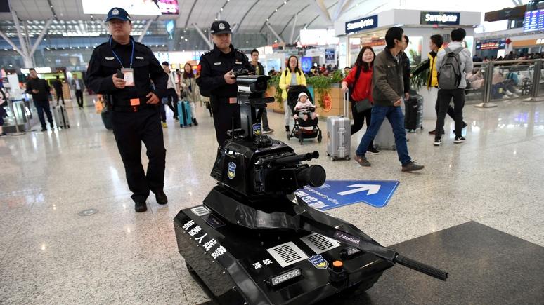 WT: гонка не вооружений, а алгоритмов — Китай поставит искусственный интеллект под ружьё