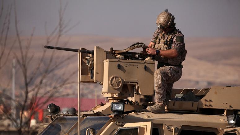 США установили даты заключительного вывода американских войск изСири— Конец апреля