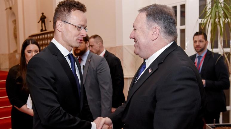 Немного о лицемерии Порошенко и позиции Кремля в отношении санкций США