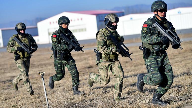 Эксперт: потенциал военного сотрудничества России и Китая нельзя недооценивать — ИноТВ