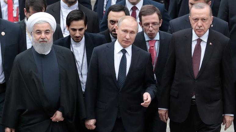 Figaro: в Сирии остаются две проблемы, но решать их будут по-разному