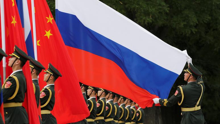 Bloomberg: расцвет «оси Москва-Пекин» грозит увяданием американской гегемонии
