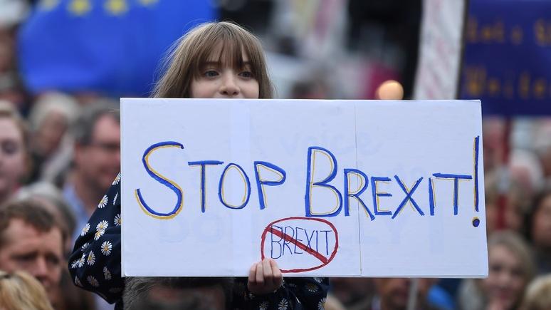 Independent: план брексита Мэй потерпел очередное фиаско в парламенте Великобритании