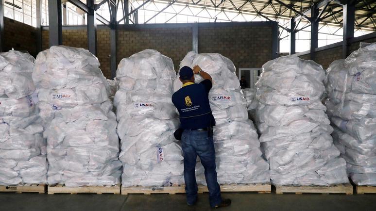Boulevard Voltaire: гуманитарная помощь США Венесуэле — всего лишь предлог для вторжения