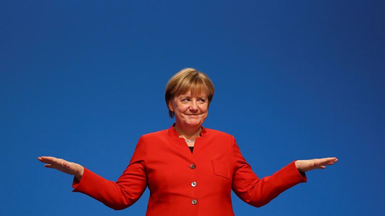 Выступление Меркель напомнило Süddeutsche Zeitung Мюнхенскую речь Путина