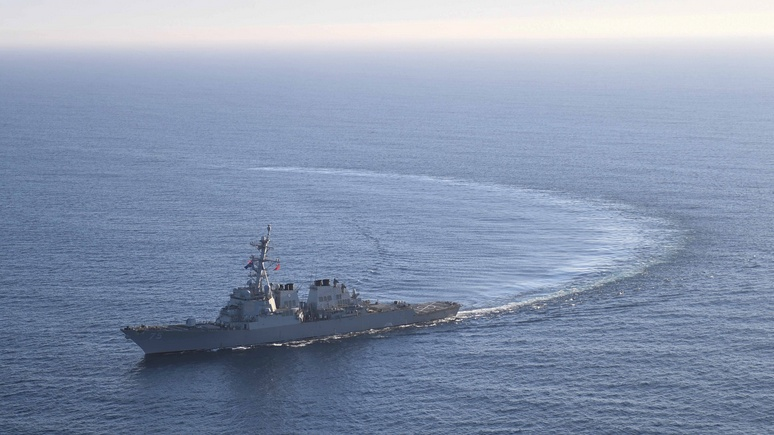 Military Times: американский эсминец вошёл в Чёрное море «для повышения стабильности в регионе»
