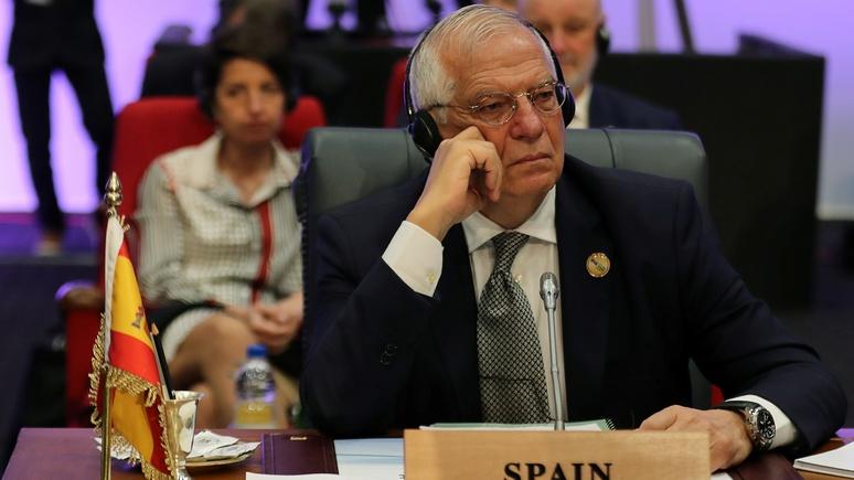 Испания выступила против военного вмешательства вситуацию вВенесуэле