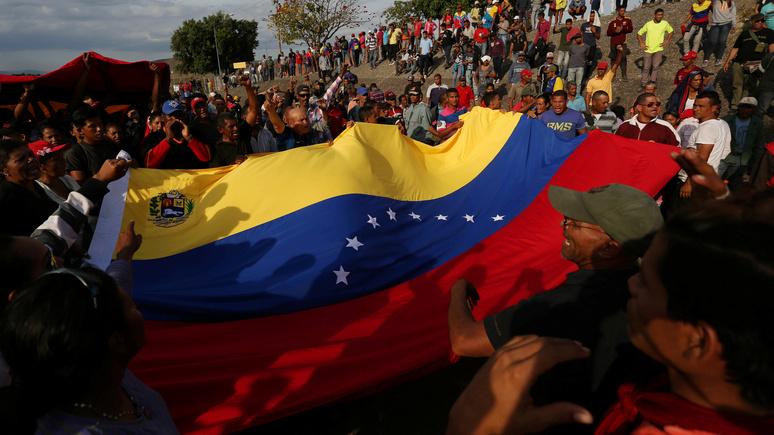 FAZ: план восстания Гуаидо провалился