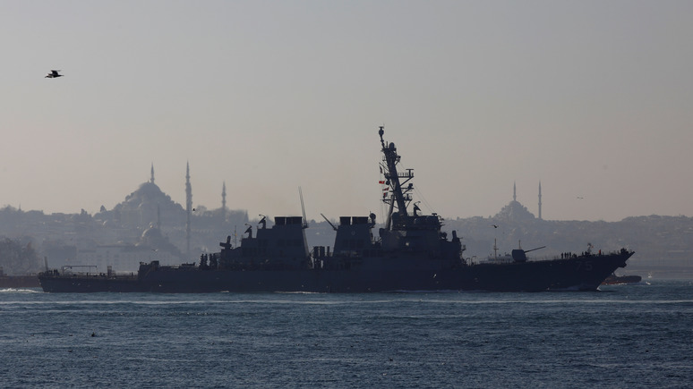Украинская правда: в Чёрном море стартуют учения «Посейдон-19»