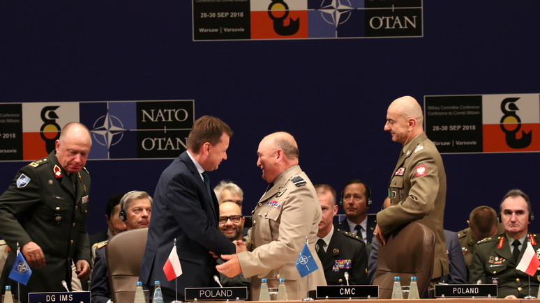 Neues Deutschland: запугивание России — образцовое поведение Польши в НАТО ускорило раскол Европы