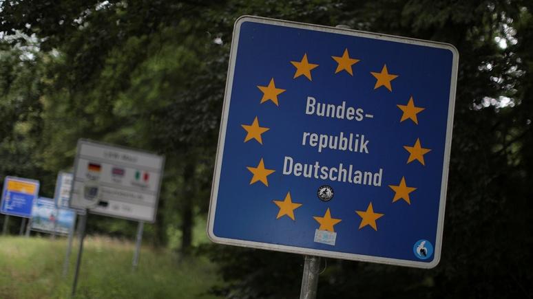 Daily Telegraph: антииммигрантские меры Германии остановили лишь 11 человек
