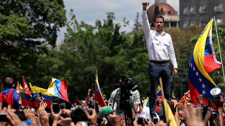 El Periódico: у этого кризиса есть имя — Венесуэлу охватила новая волна протестов