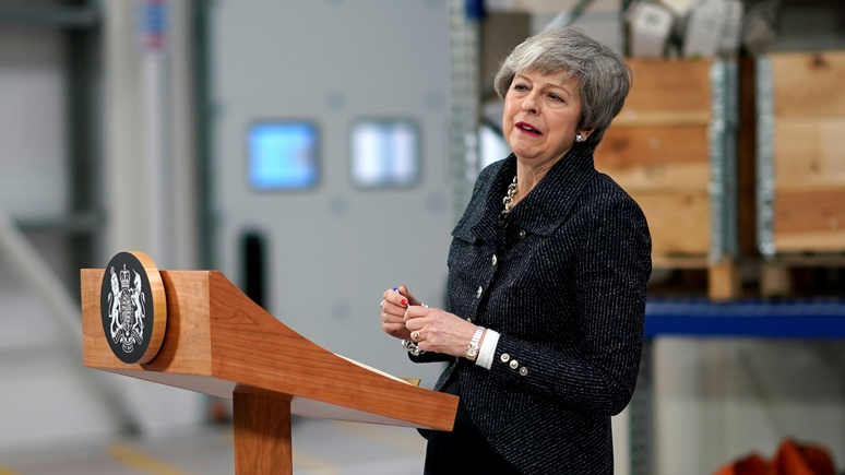 DT: Мэй лишилась поддержки практически всего правительства Великобритании