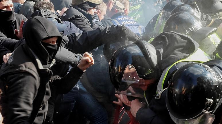 Contra Magazin: Украина погружается в политический хаос