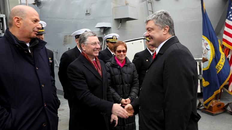 WSJ: США спасают Украину от «удушья» кораблями береговой охраны