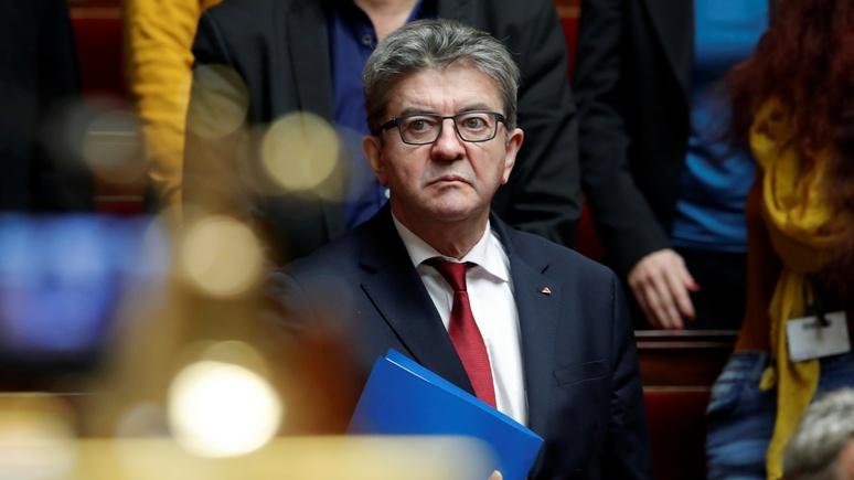 Меланшон: бояться России абсурдно — проблемы Франции исходят от Парижа