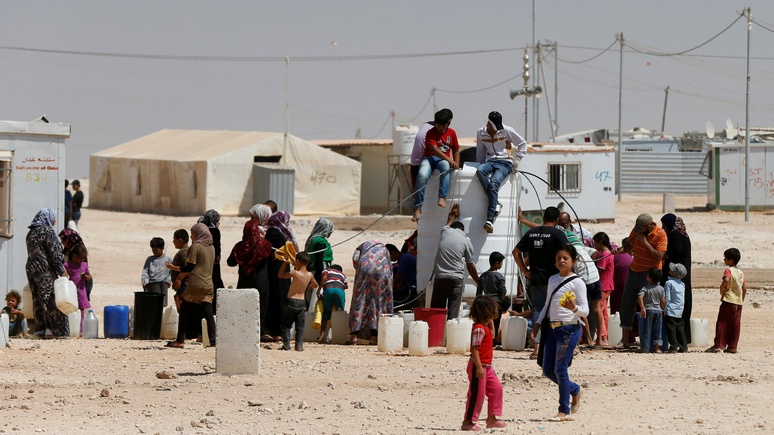 Focus Online: проигравшая Европа платит Сирии миллиарды, а Россия — ни копейки — ИноТВ