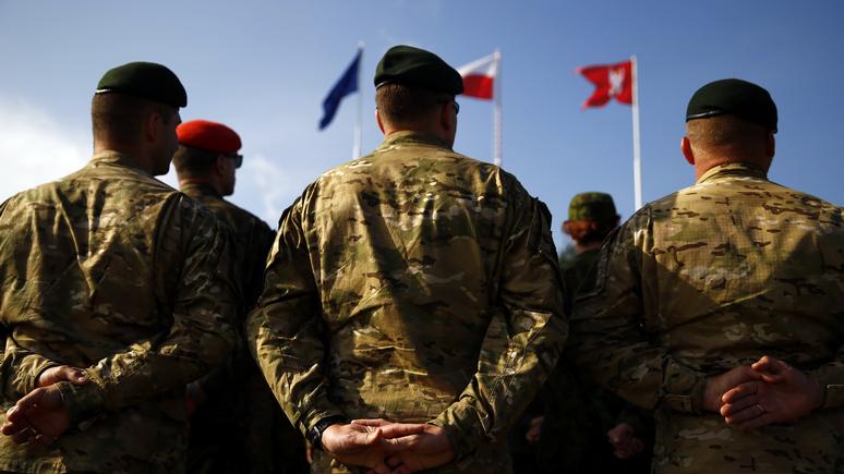 Der Tagesspiegel предложил «новую» идею объединения Европы — оборона от России